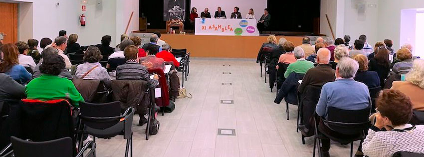 La XI Asamblea de la Federación nos urge a convocar y acompañar
