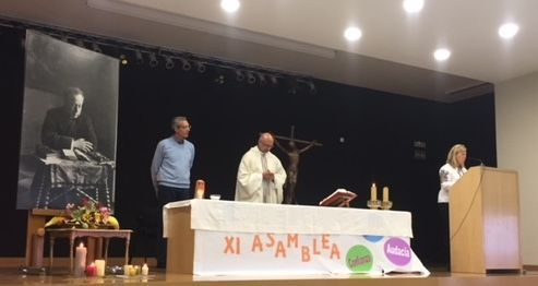 xi asamblea fedeacit eucaristia