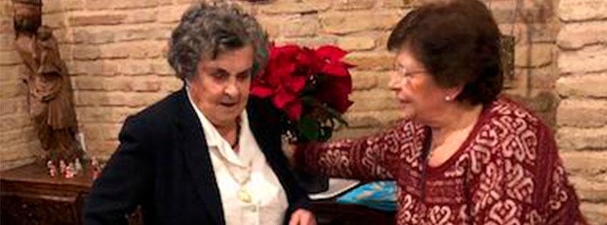 Celebramos con gozo una vida centenaria