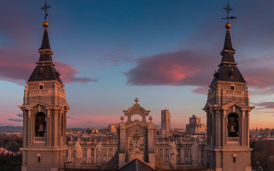 Madrid, Eucaristía en el Año Jubilar Mariano
