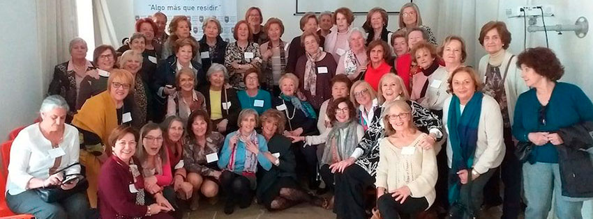 Reencuentro de ex alumnas en Granada