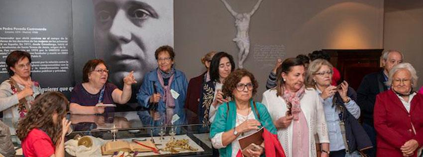 Peregrinación conjunta Ávila-Burgos para celebrar el centenario