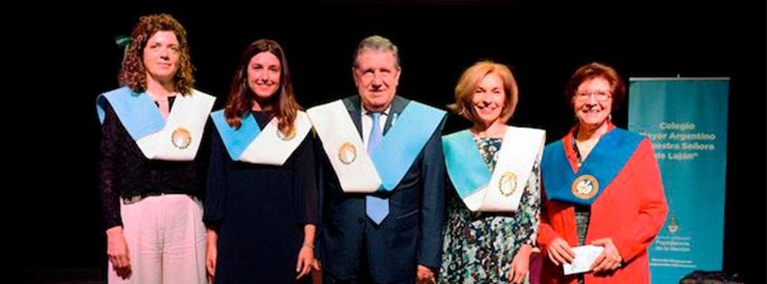 Reconocimiento al Colegio Mayor Padre Poveda