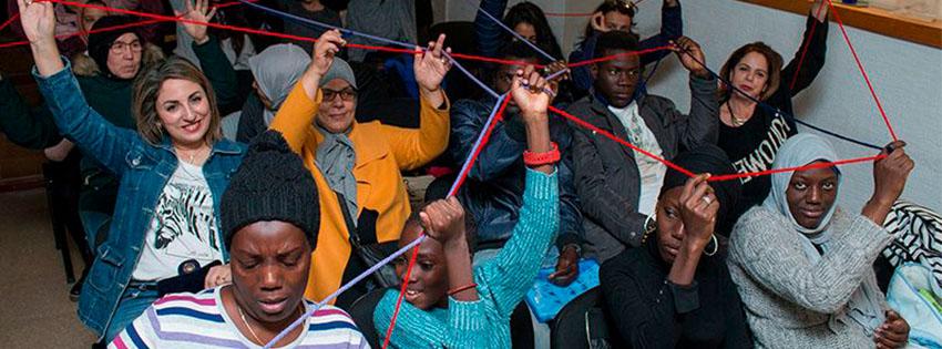 Proyecto Rajab: un tapiz de luz y color