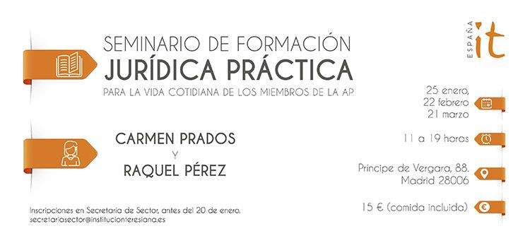 Seminario Formación Jurídica Práctica