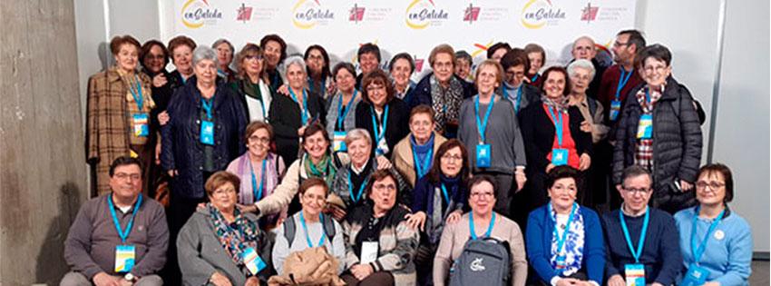 La Institución Teresiana participa en el Congreso de Laicos, 2020