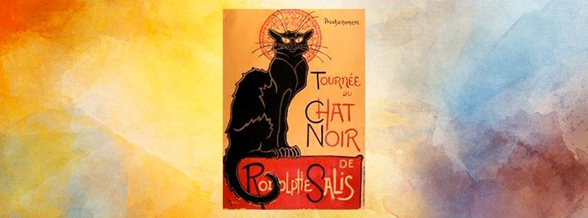 El gato negro y el Montmartre parisino