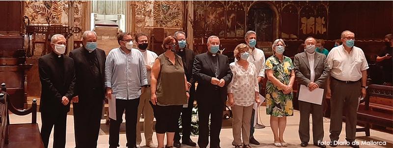 Al servicio de la educación en la diócesis de Mallorca