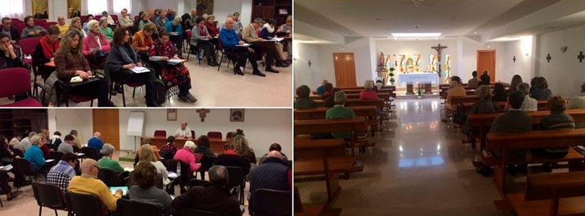 Encuentro de oración de la Asociación Levante Sur
