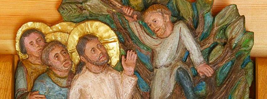Eucaristía y encuentro de familia en el domingo de Zaqueo