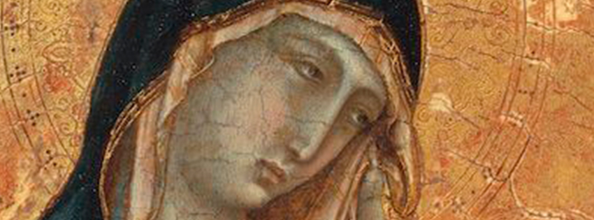 Volver los ojos a María, invitación a la confianza