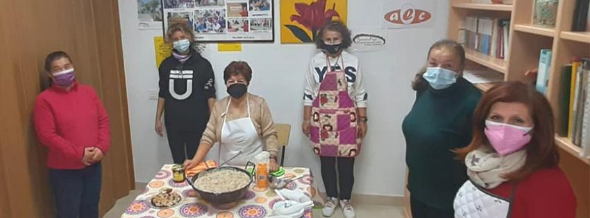Cocina intercultural en Guadix