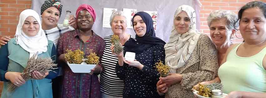 Mujeres fuertes y emprendedoras